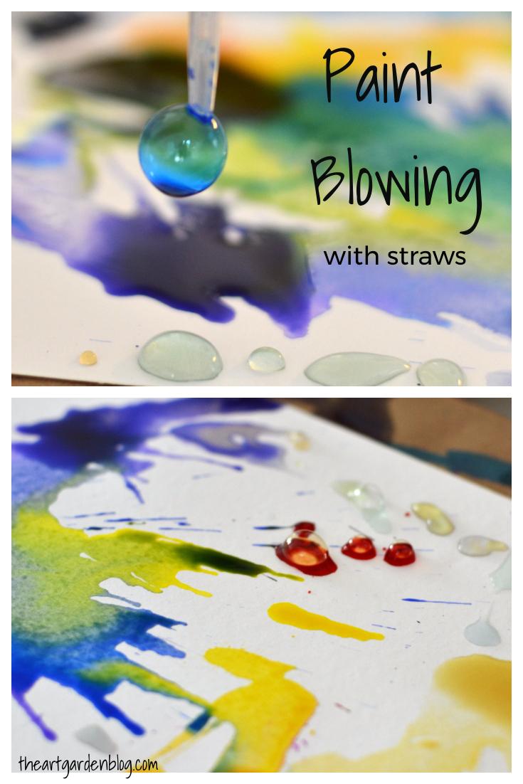 paintblowing
