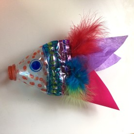 Water Bottle Fish